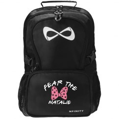Trendy Fear the Bow Cheer Bag Nfinity Backpack
