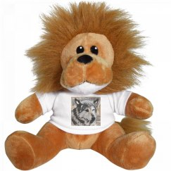 CC Stuffed Lion