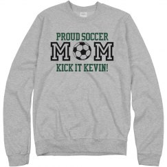 Proud Soccer Mom of Son