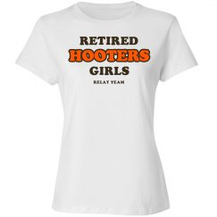 Retired Hooters Girls