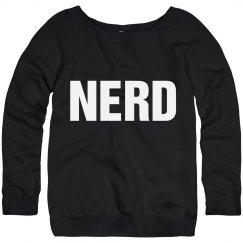 Nerd All Caps