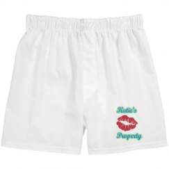Valentine Boxers for Him