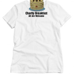 Church Pancake Breakfast
