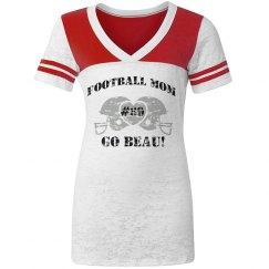 Football Mom Tee #2