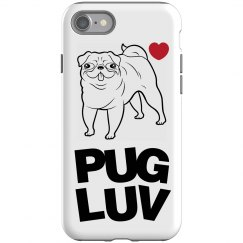 Pug Love Case
