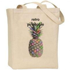 retro pineapple