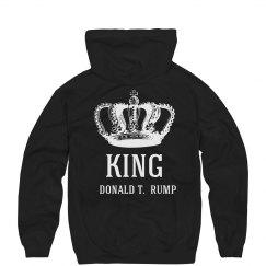 T Rump, King Hoodie