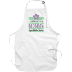 Mommy Personalized Apron
