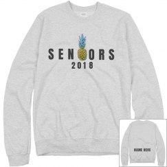 Seniors 2017 Custom Pullover