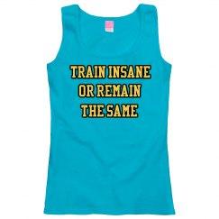 Train Insane Tank