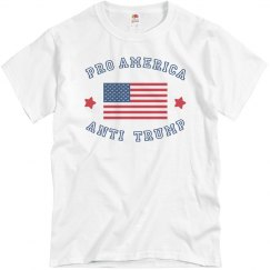 Pro America Anti Trump