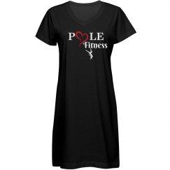 Pole Fitness Flowy Dress