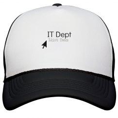 Idiot Team Hat