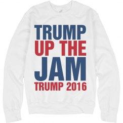 Trump Up The Jam 2016