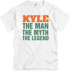 Kyle the man