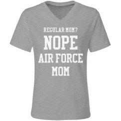 Regular mom? No.