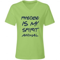 Spirit Animal Pheobe