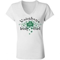 St Patrick's Irish Girl