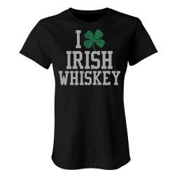 IRISH WHISKEY LOVE