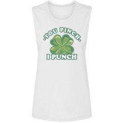 You Pinch, I Punch