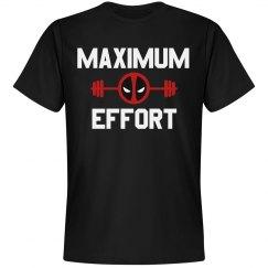 Merc With The Maximum Effort
