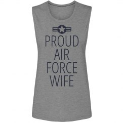 Proud Air Force Wife