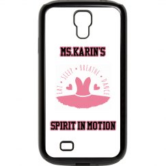 Spirit in Motion Phone Cover