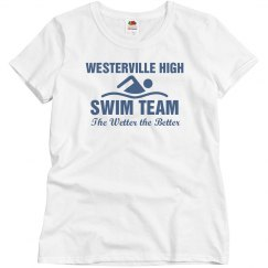 Wetter Better Swim Team