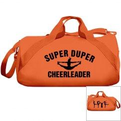 Super duper cheerleader