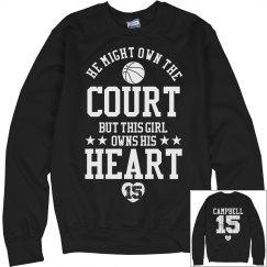Katilyn Basketball Girlfriend Custom Order 8