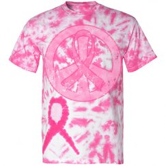 Breast Cancer Retro Peace