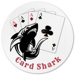 Card Shark Coaster
