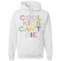 Cool Kids Can't Die Color