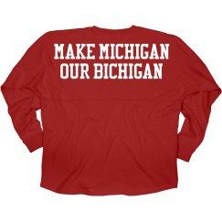 Make Michigan Bichigan