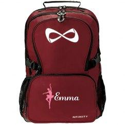 Emma. Ballet bag