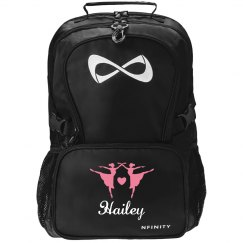Hailey. Dance bag