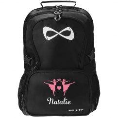 Natalie. Dance bag