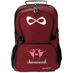 Savannah. Dance bag