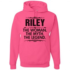 Riley the woman the myth the legend