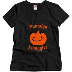 Pumpkin Smuggler Tshirt