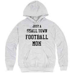 Small town football mom