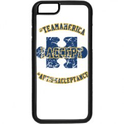'I Accept' IPhone 6 rubber case