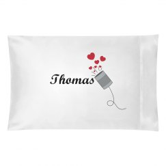 Custom Love Pillow Cases