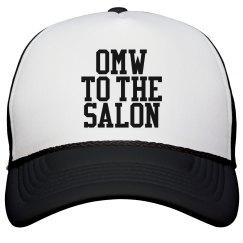 OMW TO THE SALON BLACK