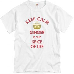 Keep Calm Spice of Life