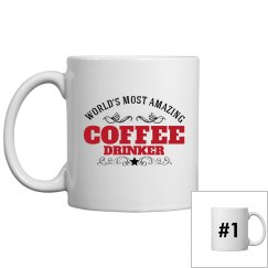 Amazing Coffee Drinker!