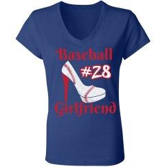 Baseball Girlfriend Heel