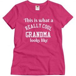 Really cool Grandma