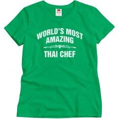 Amazing Thai Chef