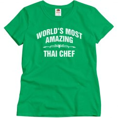 Amazing Thai Chef